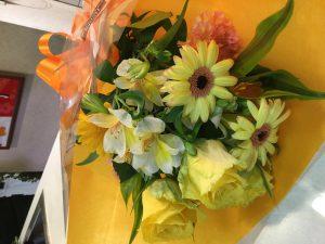 送別・卒業式等のお花のご予約