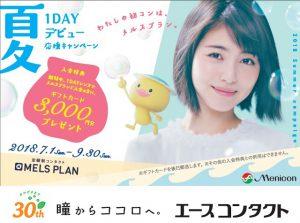 【この夏は】メルスプランで1Dデビューを!